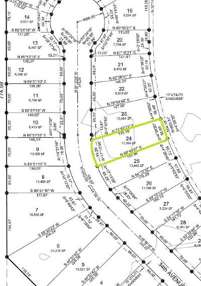 Residential Lots & Land For Sale: 2106 34th Avenue SE