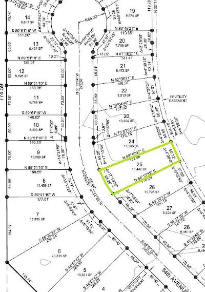 Residential Lots & Land For Sale: 2110 34th Avenue SE