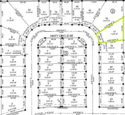 Residential Lots & Land For Sale: 3718 Amity Circle SE