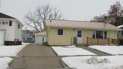 Bismarck Single Family Home For Sale: 1516 14th Street