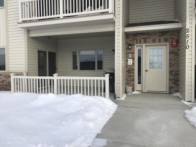 Mandan Condo/Townhouse For Sale: 2510 Nash Ln Se #1