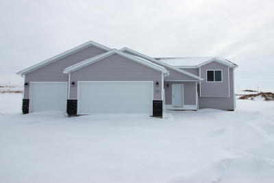 Mandan Single Family Home For Sale: 703 Cobblestone Loop SW