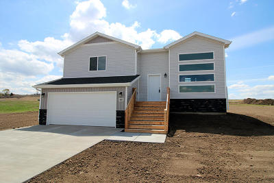 Mandan Single Family Home For Sale: 601 Cobblestone Loop SW