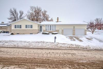 Mandan ND Single Family Home For Sale: $229,900