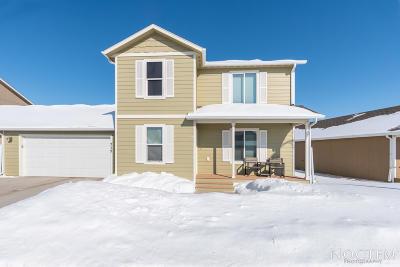 Mandan ND Single Family Home For Sale: $209,900
