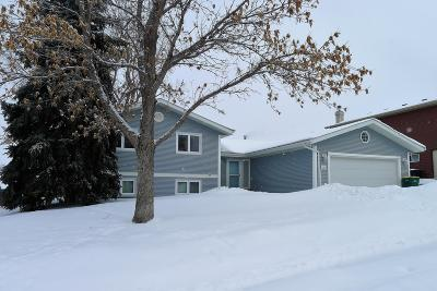 Bismarck Single Family Home For Sale: 2322 Grant Drive