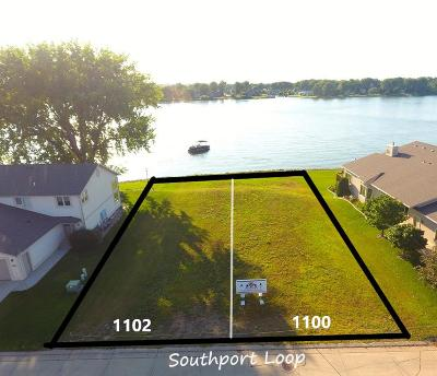 Residential Lots & Land For Sale: 1100&1102 Southport Loop