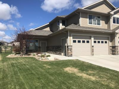 Bismarck Condo/Townhouse For Sale: 3232 Chisholm Trail