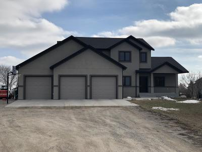 Bismarck Single Family Home For Sale: 3760 Foxhaven Loop