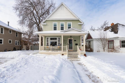 Bismarck Single Family Home For Sale: 818 N 5th Street