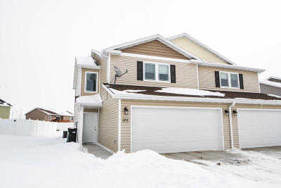 Bismarck Single Family Home For Sale: 3215 Dortmund Drive