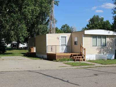 Bismarck Single Family Home For Sale: 2500 Centennial Road #267