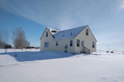 Menoken Single Family Home For Sale: 16901 Menoken Drive