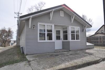 Linton Single Family Home For Sale: 113 Oak Avenue
