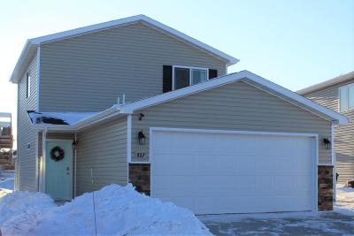 Bismarck Single Family Home For Sale: 937 Madison Lane