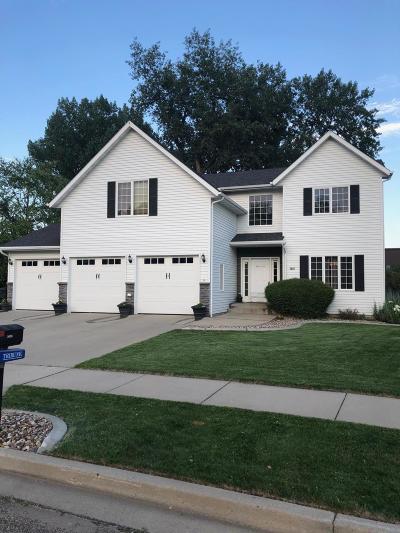 Mandan Single Family Home For Sale: 3606 Sandpiper Trail SE