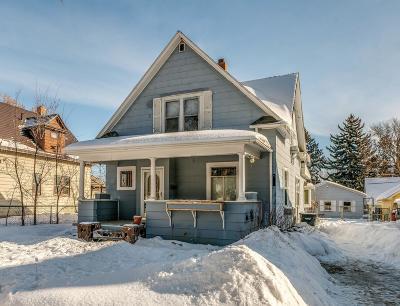 Mandan Single Family Home For Sale: 308 6th Avenue NW