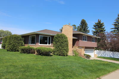 Bismarck Single Family Home For Sale: 1802 Hanaford Avenue