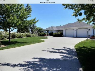 Bismarck Single Family Home For Sale: 101 Country Club Drive