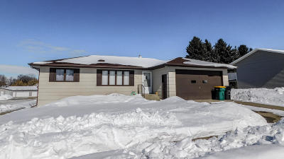 Bismarck Single Family Home For Sale: 912 Constitution Drive