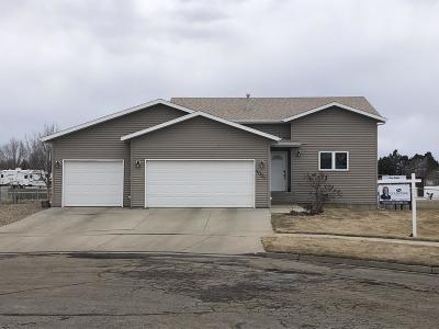 Mandan Single Family Home For Sale: 4001 Clark Place NW