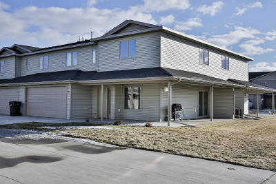 Bismarck Single Family Home For Sale: 723 Compass Loop