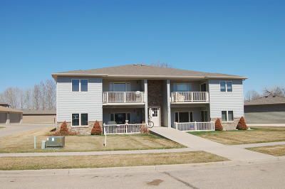 Mandan Condo/Townhouse For Sale: 4612 29th Street SE #3