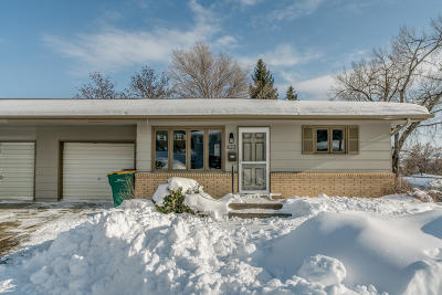 Bismarck Single Family Home For Sale: 623 N 29th Street