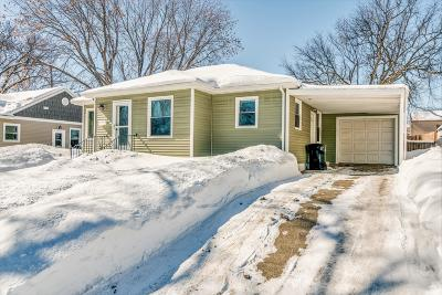 Bismarck Single Family Home For Sale: 416 N Anderson Street