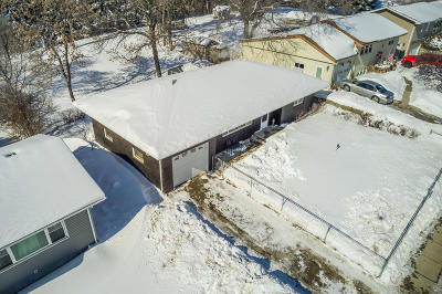 Mandan Single Family Home For Sale: 1505 Sunset Drive NW