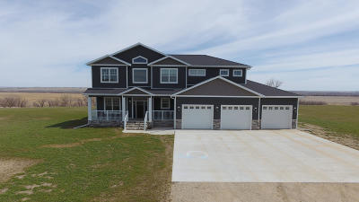 Mandan Single Family Home For Sale: 2405 Matts Drive