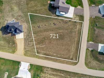 Bismarck Residential Lots & Land For Sale: 721 Parker Ranch Road