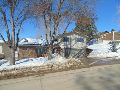 Bismarck Single Family Home For Sale: 2412 Boulevard Avenue