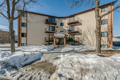 Bismarck Condo/Townhouse For Sale: 2710 Gateway Avenue #1c