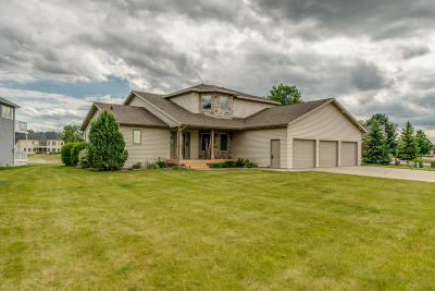 Mandan Single Family Home For Sale: 4905 Inlet Bay Drive SE