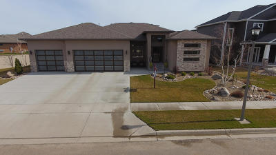 Bismarck Single Family Home For Sale: 1318 High Creek Road