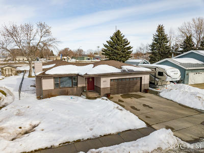 Bismarck Single Family Home For Sale: 1603 Richmond Drive