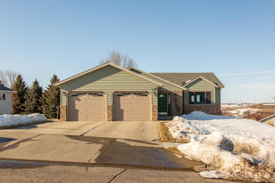 Bismarck Single Family Home For Sale: 1720 Volk Drive