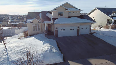 Bismarck Single Family Home For Sale: 4807 Granite Drive