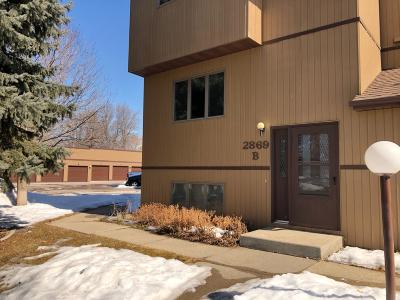 Bismarck Condo/Townhouse For Sale: 2869 Warwick Loop #B