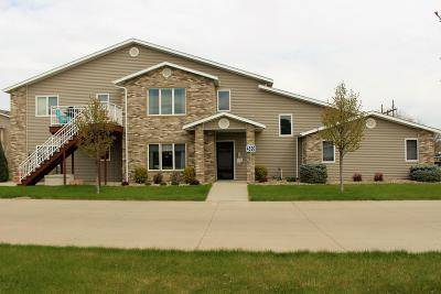 Mandan Condo/Townhouse For Sale: 4520 Sundancer Loop #3