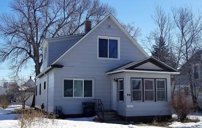 Mandan Single Family Home For Sale: 206 5th Avenue NW