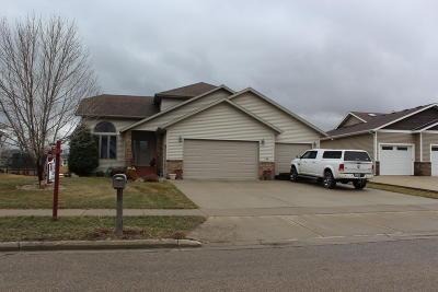 Mandan Single Family Home For Sale: 3107 Bay Shore Bend SE