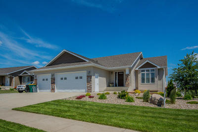 Bismarck Single Family Home For Sale: 5119 Fountainblue Drive