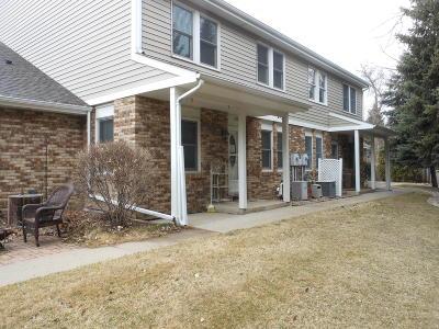Bismarck Condo/Townhouse For Sale: 122 Riverside Park Road