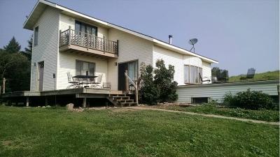 Mandan Single Family Home For Sale: 1975 Co Rd 138