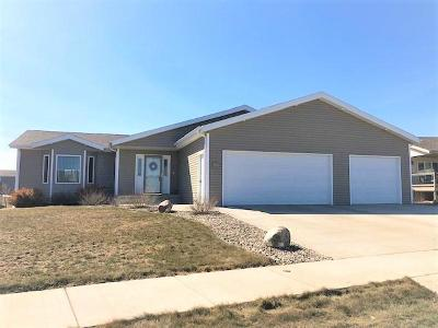 Bismarck Single Family Home For Sale: 4709 Maltby Street