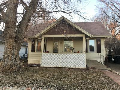 Mandan Single Family Home For Sale: 1204 1st Street NW