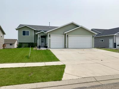 Bismarck Single Family Home For Sale: 4805 Weyburn Drive