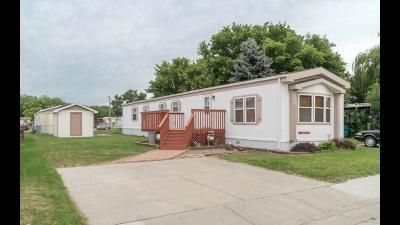 Bismarck Single Family Home For Sale: 134 Georgia St Street